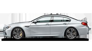 2014 BMW M6 Sedan