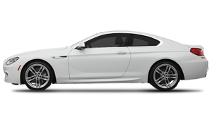 2014 BMW 6 Series Coup�