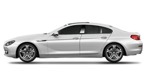 2014 BMW 6 Series Sedan