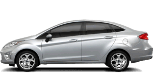 Ford Fiesta Berline 2013