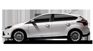 2018 Ford Focus Sedan 2017 Hatchback