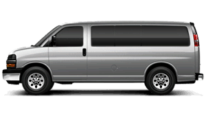 GMC Savana 2013