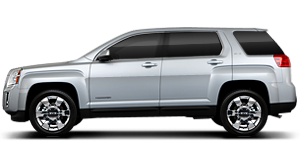 GMC Terrain 2013