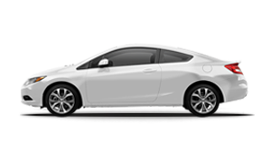 Honda Civic Coup� 2013