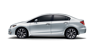 Honda Civic Berline 2013