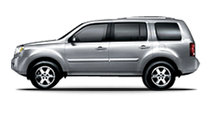 Honda Pilot 2013