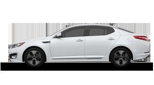 Kia Optima Hybride 2015