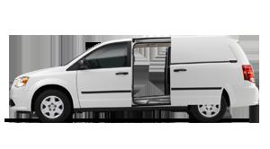 Ram Cargo Van 2014