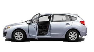 Subaru Impreza 5 portes 2014