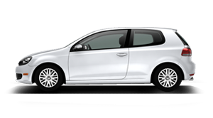 2013 Volkswagen Golf 3-Door